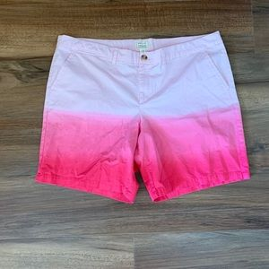 Absolutely Adorable Khakis by Gap Ombré Shorts💕